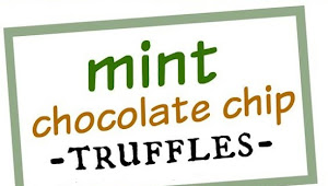 Mint Chocolate Chip Truffles Recipe