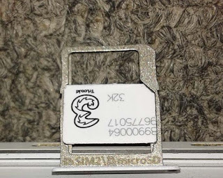 Slot nano simcard ke Micro SD