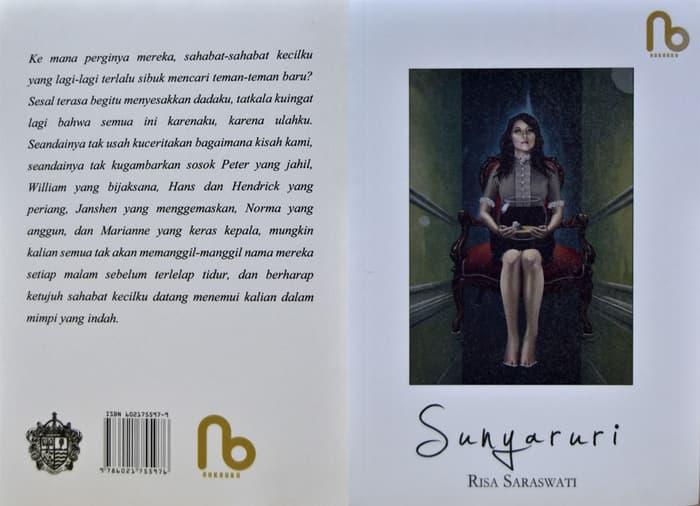 Ebook Sunyaruri By Risa Saraswati