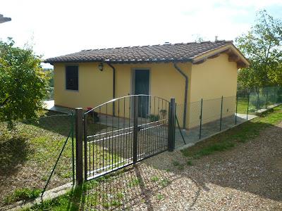 casa vacanze in Toscana con piscina