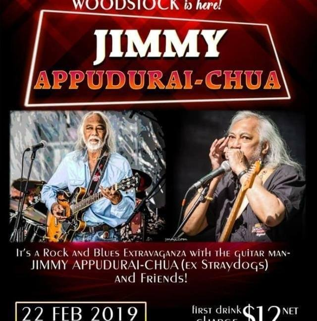 JIMMY APPUDURAI-CHUA GUITAR LEGEND NOW LIVES IN ENGLAND