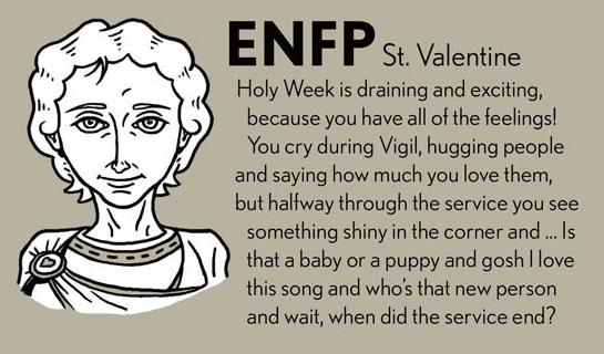 Celebrating My ENFP   Self    Ashley Grace Emmert