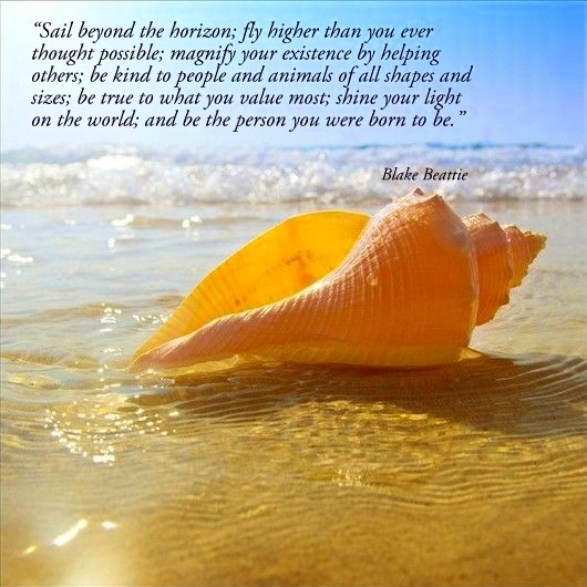 Inspirational Quotes Sailing: Inspirational Picture Quotes...: Sail Beyond The Horizon