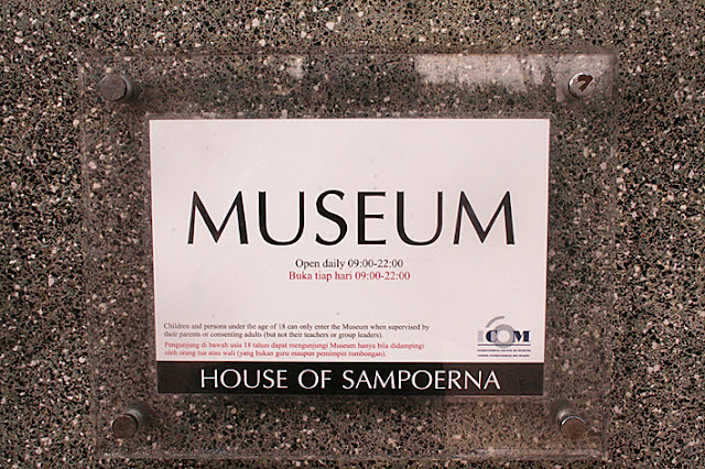 House Of Sampoerna, Surabaya.