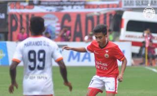 Persija Menang 1-0 atas Perseru Serui #PersijaDay