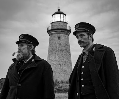 The Lighthouse 2019 Movie Image