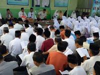 MTsN 5 Barito Kuala Gelar Do'a Bersama Untuk Negeri