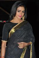 Sowjanya in Black Saree ~  013.JPG