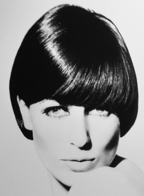 vidal sassoon hair styles vidal sassoon styled the 1960 hairstyles vintage everyday 3137