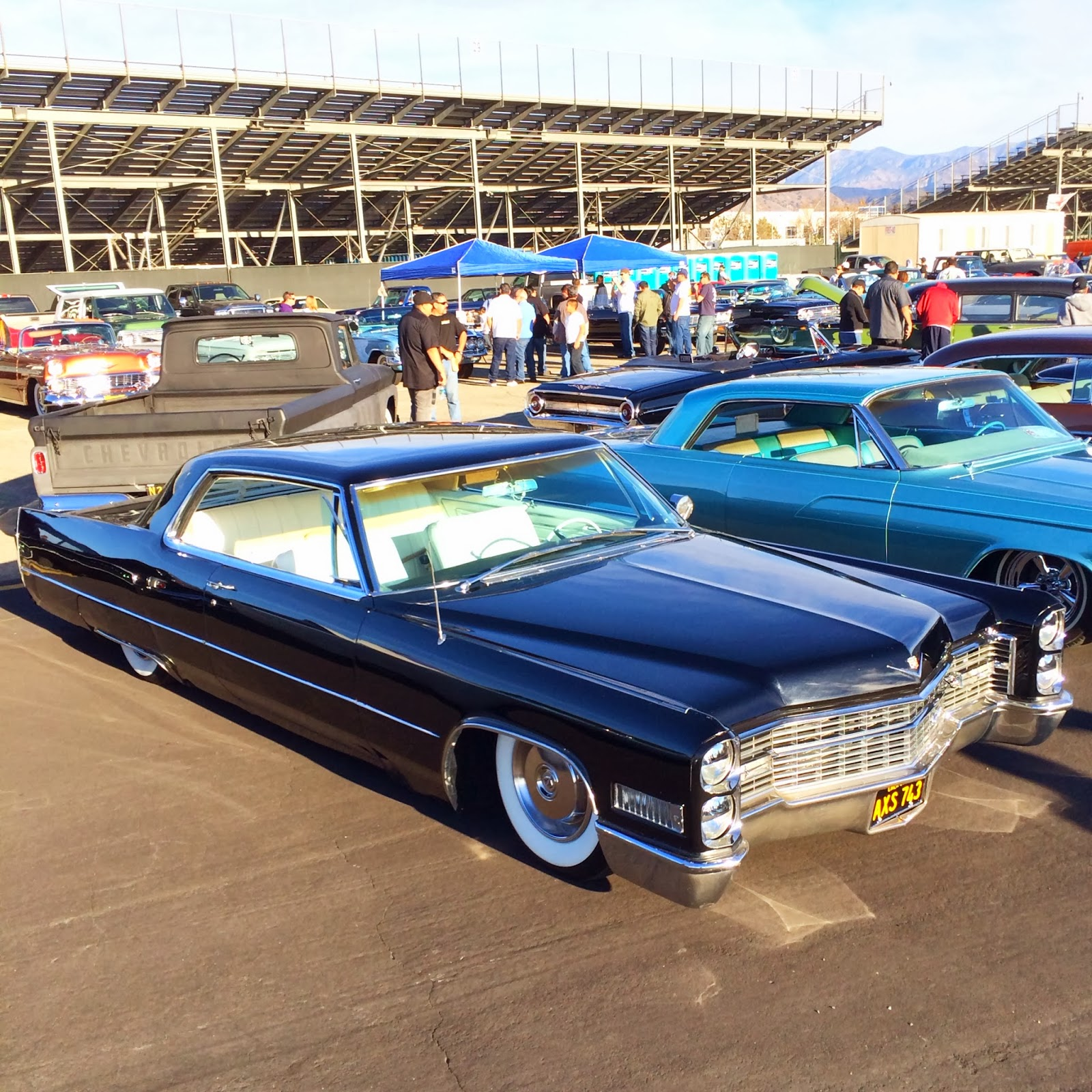 Cadillac Cts For Sale Utah: Covering Classic Cars : The First Pomona Swap Meet Of 2014