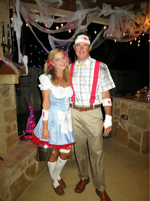 jack jill costume adults