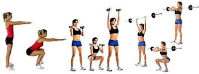 Rutina de ejercicios en casa para agrandar la cola y las piernas