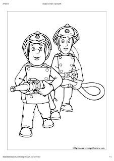 Contofinoa3 ancora sul pompiere sam for Disegni inazuma eleven da stampare
