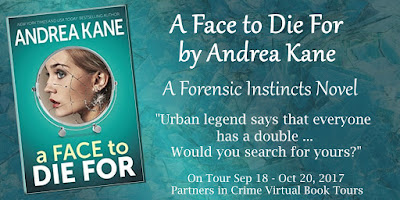 Excerpt: A Face to Die For by Andrea Kane