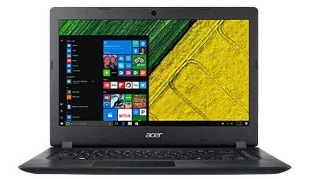 Spesifikasi dan Harga Acer Aspire A314-32-P4AS
