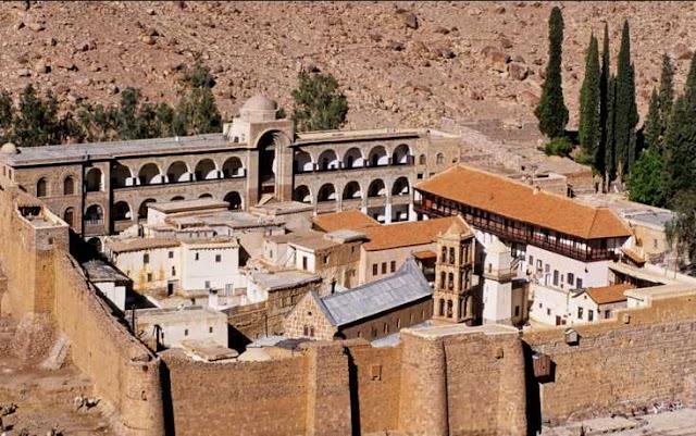 St, Catherine Monastery
