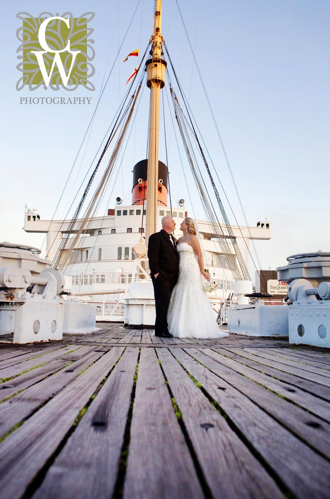 South Beach Queen Bedroom Set Modern: Wedding Photography At Queen Mary, Long Beach