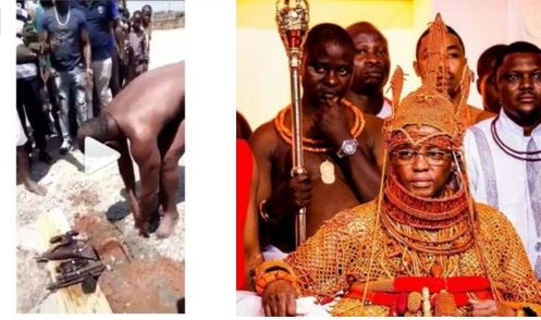 Germany-based Nigerian Man Banished From Edo State For Attacking Oba Of Benin