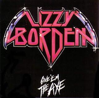 """Το βίντεο των Lizzy Borden για το τραγούδι """"Give 'Em the Axe"""" από το ομότιτλο ep"""