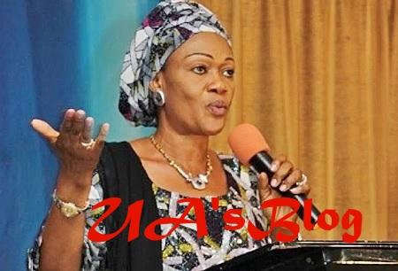 Senator Remi Tinubu's National Assembly Office 'Burgled'