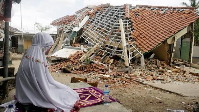 Innalillahi, Korban Gempa Lombok Bertambah Jadi 387 Orang