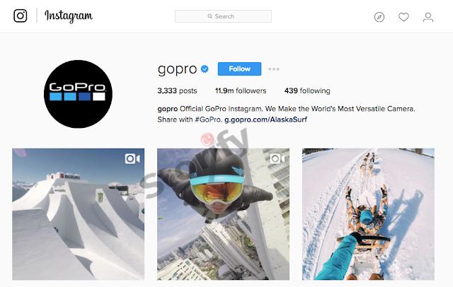 gopro instagram hashtag