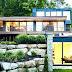 Una magnífica residencia que se adapta a su entorno construida con materiales locales