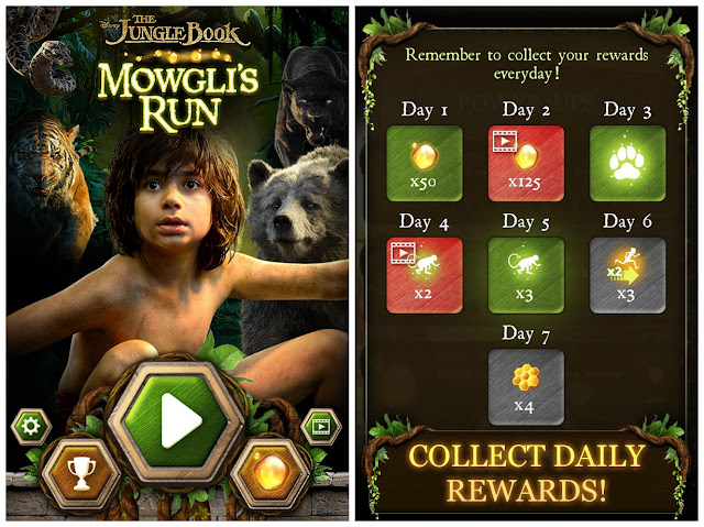 The Jungle Book Mowgli's Run Apk Free Download