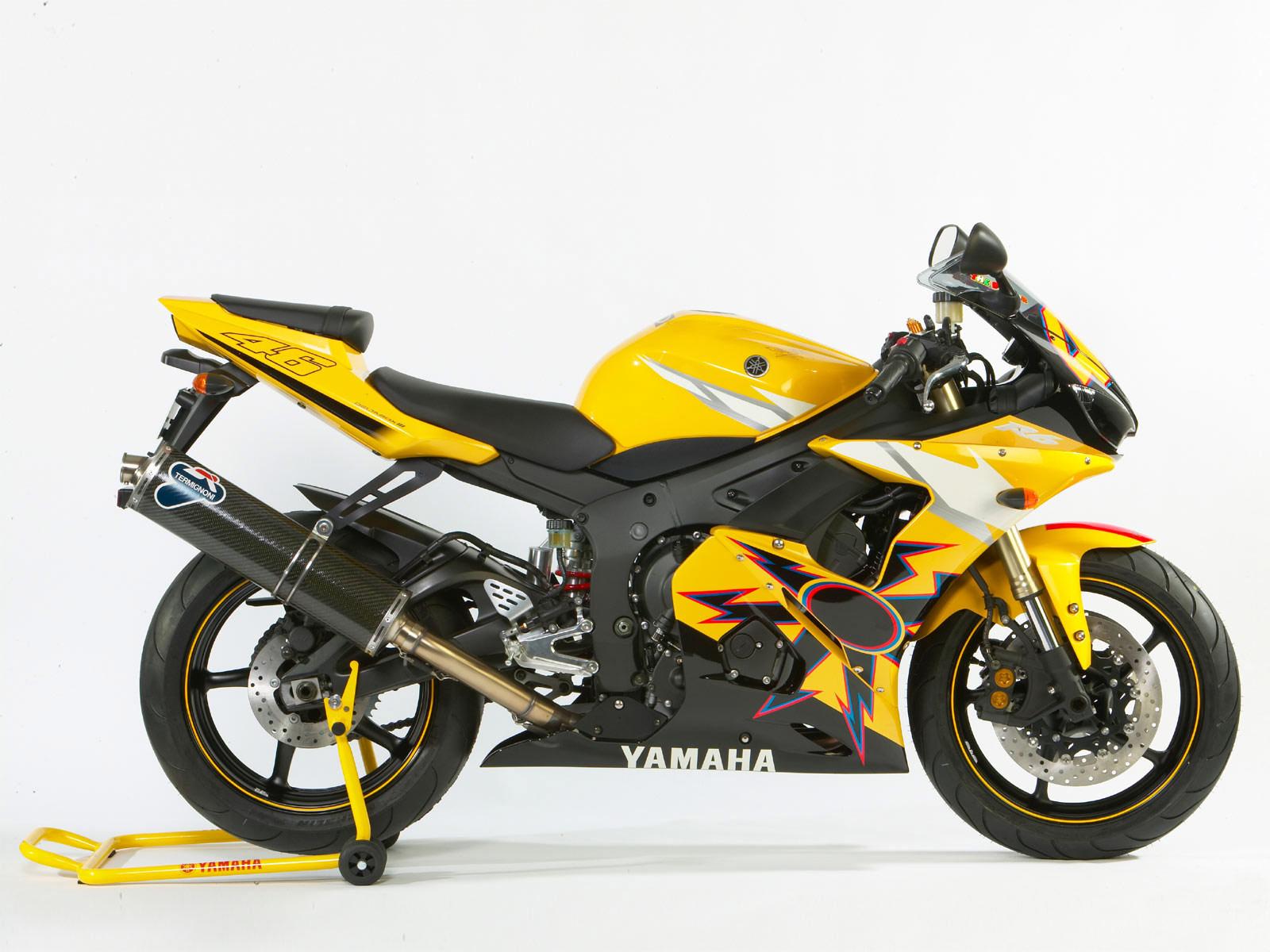 Yamaha YZF R R
