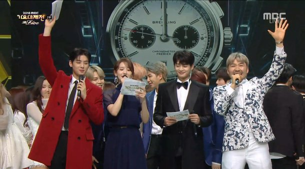 NB] 2018 MBC Gayo - BTS and SM | allkpop Forums