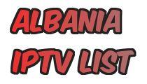 iptv m3u8 ts list free albania