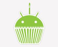 Urutan OS Android Cupcake