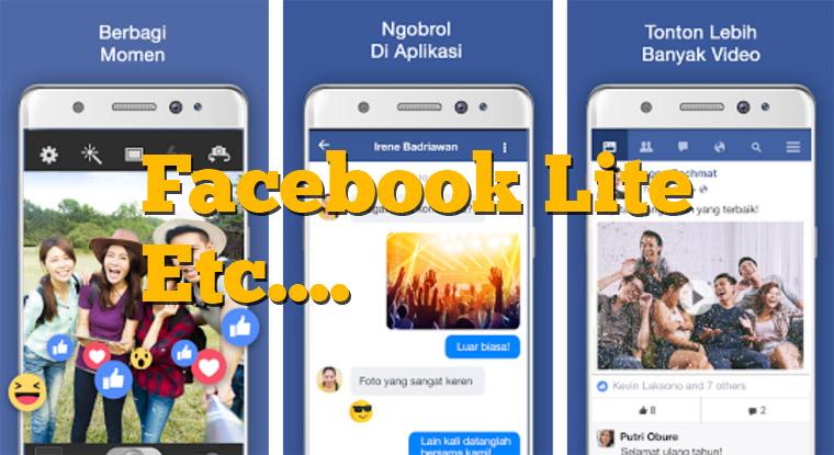 5 Aplikasi Facebook Paling Ringan Serta Hemat Kuota dan RAM