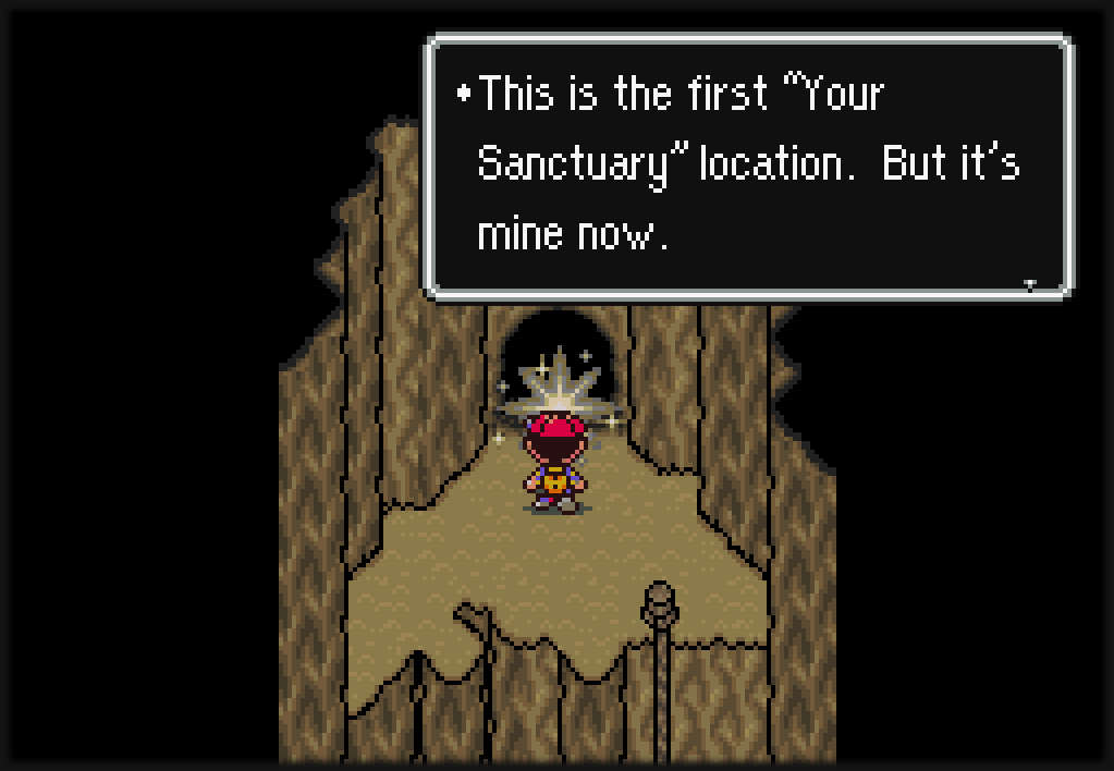 Earthbound Sanctuary