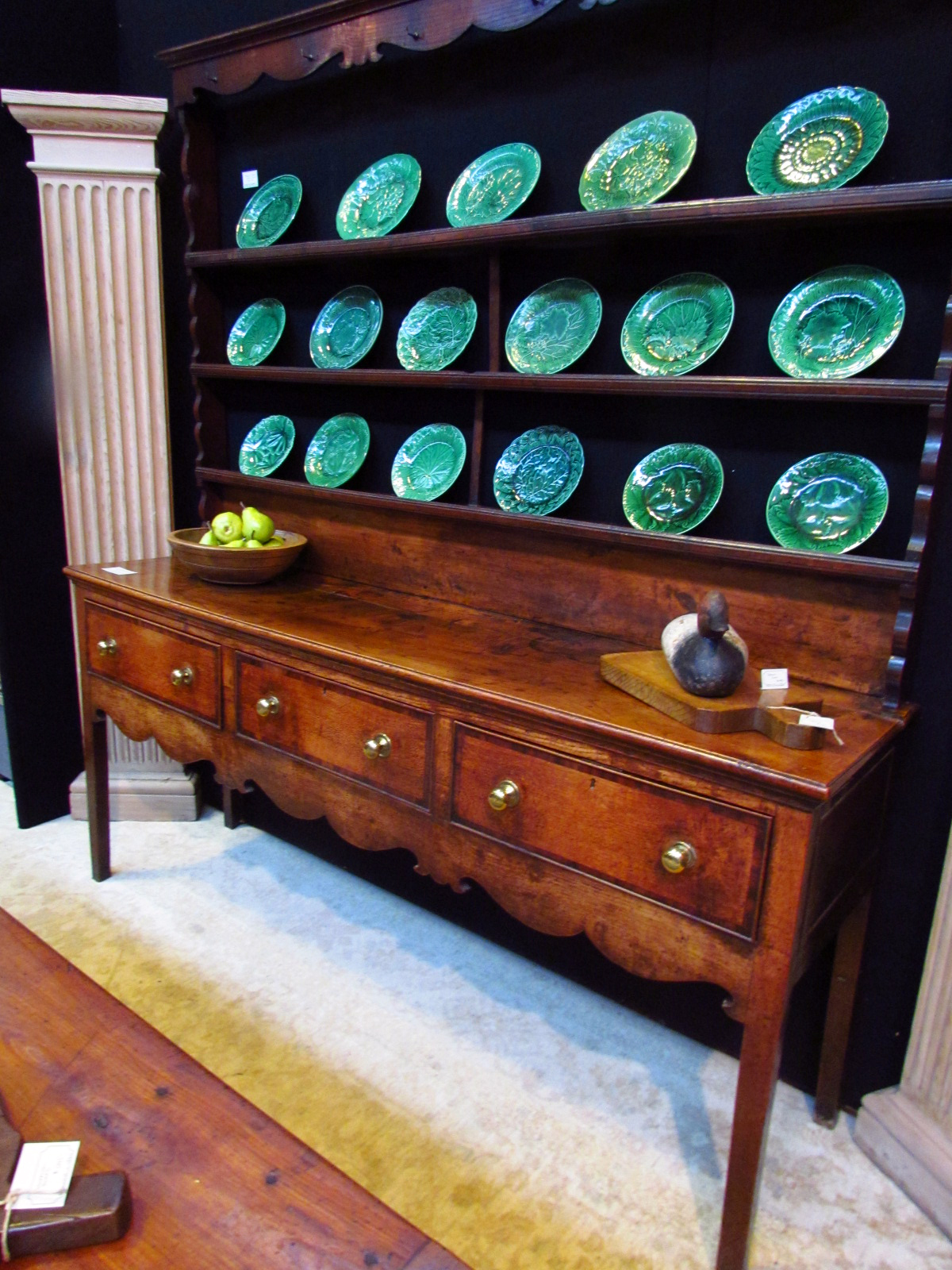 Dresser Melbourne The Drill Hall Emporium Melbourne Antique Fair Highlights