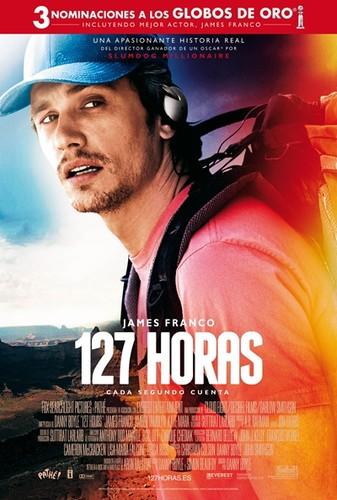 127 horas (2010) [BRrip 720p] [Latino] [Drama]