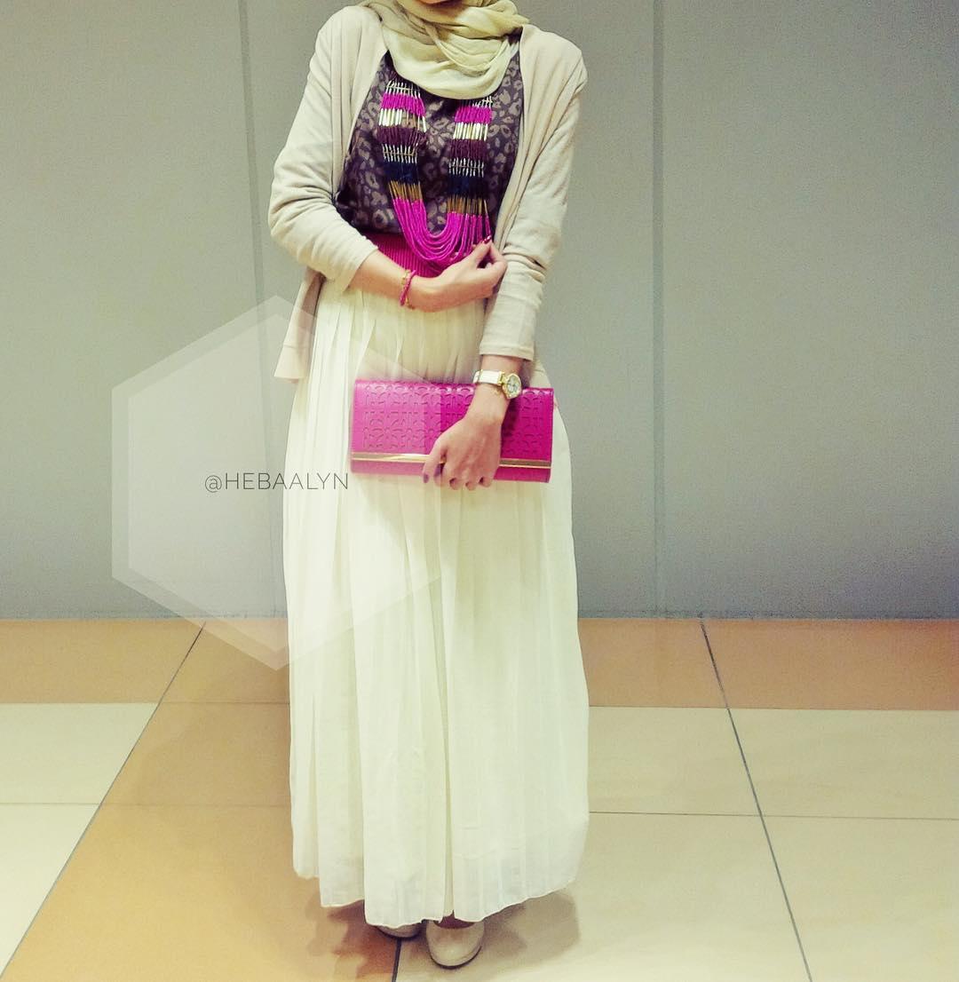 Célèbre Hijab moderne 2018 - Hijab Fashion and Chic Style VN09