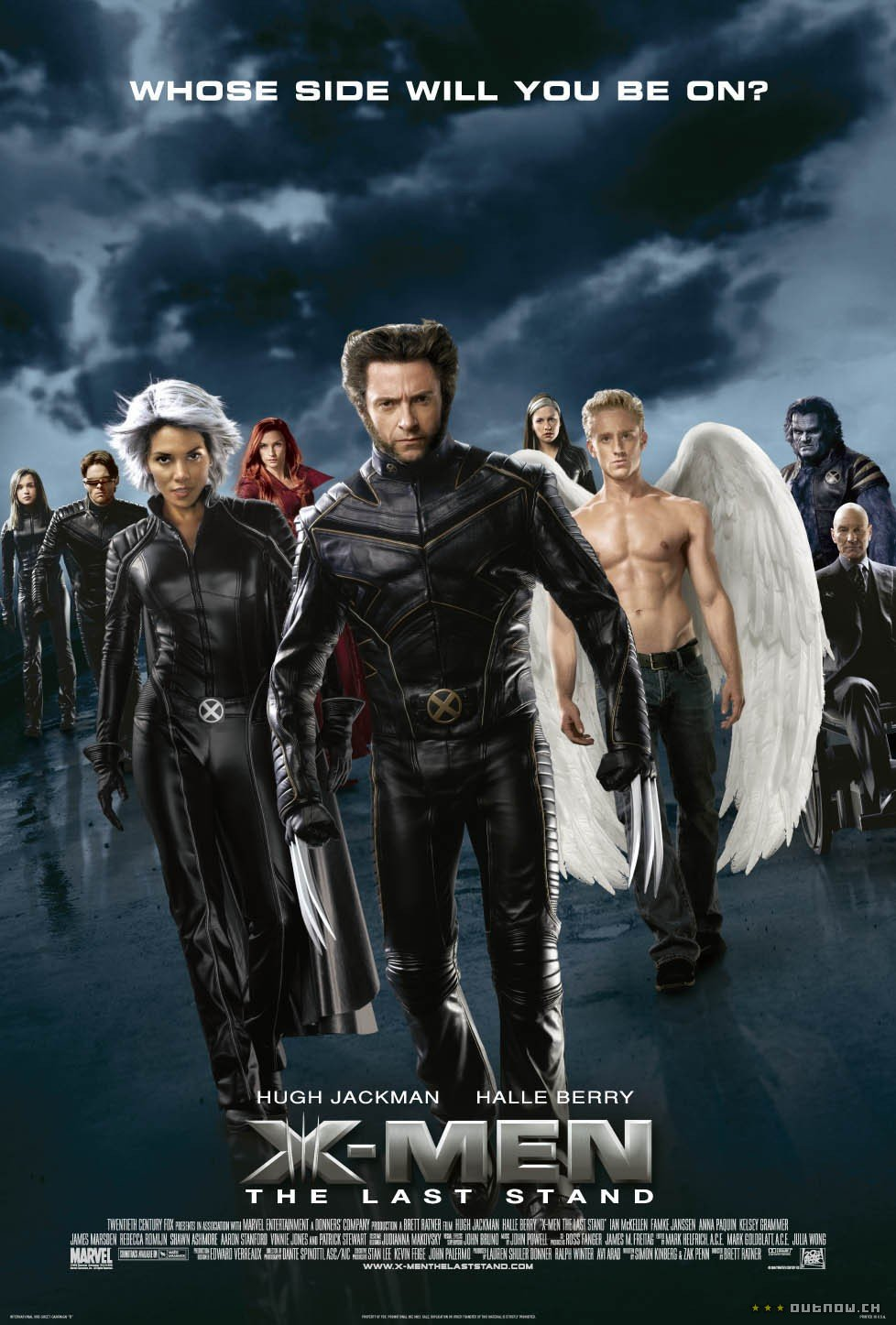 X-Men 3: The Last Stand (2006) ταινιες online seires oipeirates greek subs