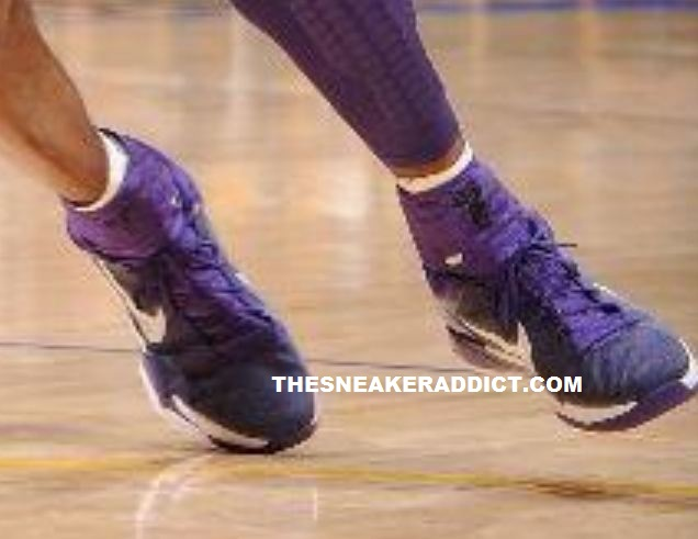 6f1de9ec4fe Kobe Bryant wore a unreleased pair of Nike Zoom Kobe 7 Supreme PE Sneakers  last night during game 2 against Denver which they won. Peep more after the  jump.