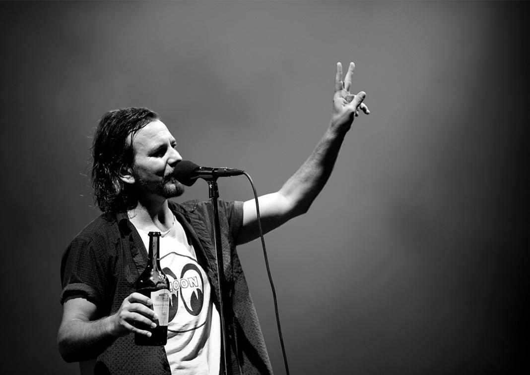 Eddie Vedder Gallery: My Dirty Music Corner: PEARL JAM
