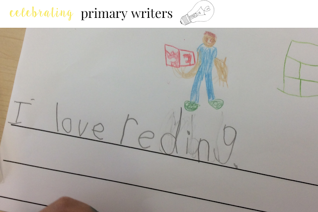 writing workshop primary