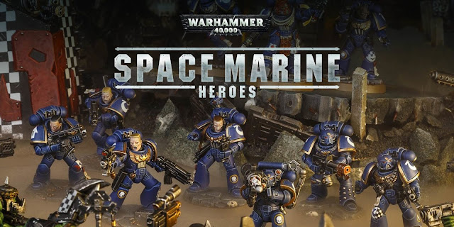 Space Marine Heroes