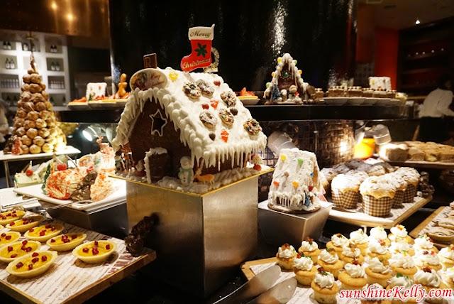 christmas buffet, christmas dining, Temptation, Renaissance Kuala Lumpur Hotel, food