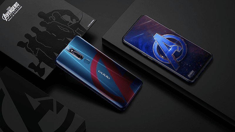 OPPO F11 Pro Avengers Limited Edition to go official in PH soon