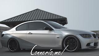 BMW 335i E92 side