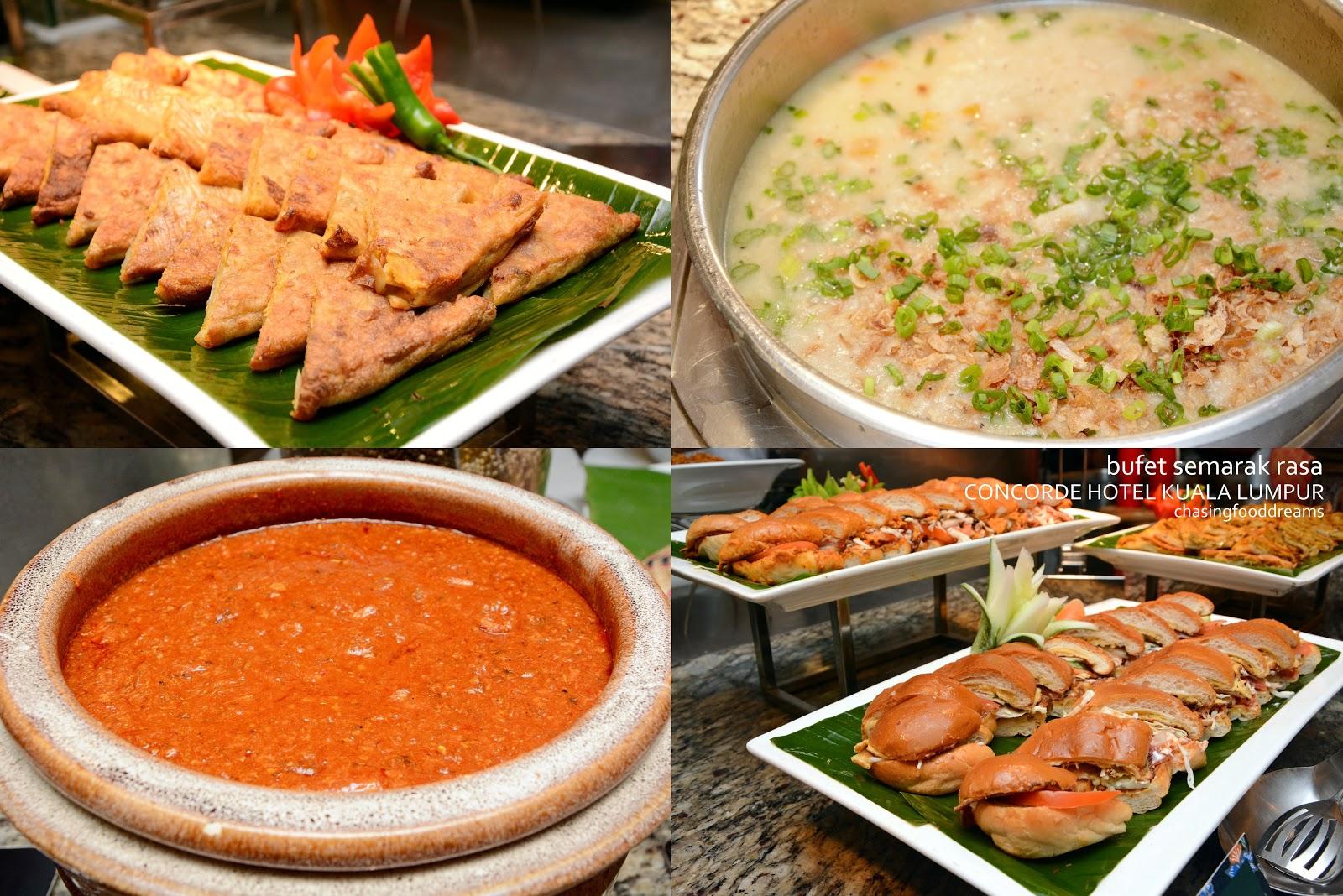 CHASING FOOD DREAMS: Melting Pot Café Buka Puasa Buffet