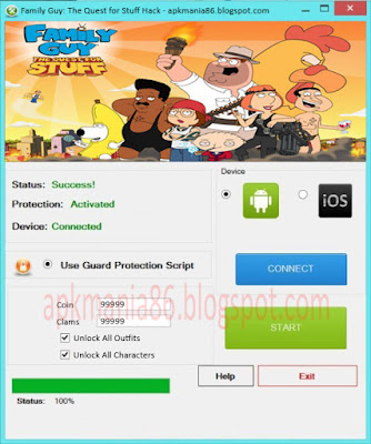 Download family guy the quest for stuff version: 1. 61. 3 (mod, free.