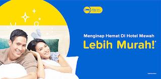Cari kamar murah di hotel bintang lima area bali, lombok dan yogyakarta