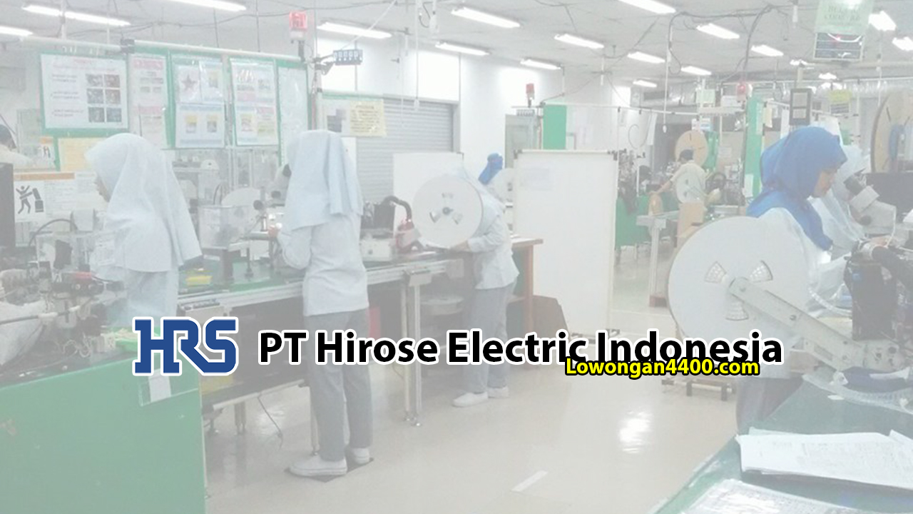 PT. Hirose Electric Indonesia