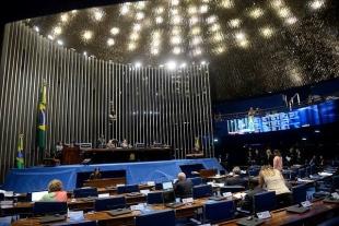 SEGURANÇA: Senado aprova projeto para instalação de bloqueadores de sinais de celulares em presídios